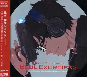 Blue Exorcist 2 (Original Soundtrack) [Import]
