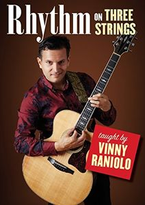 Rhythm on Three Strings Taught By [Import]