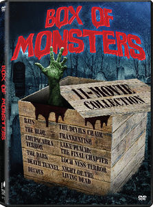 Box of Monsters: 11-Movie Collection