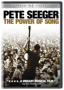 Pete Seeger: The Power Of Song [Widescreen]