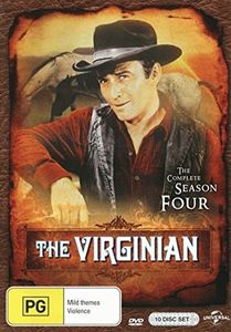 The Virginian: The Complete Fourth Season [Import]