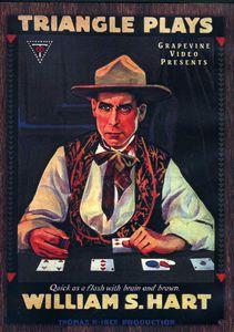 Films of William S Hart 1915