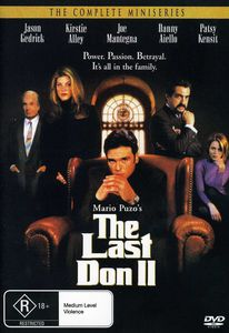 Last Don II [Import]