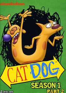 CatDog: Season 1 Part 2