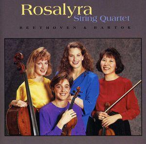 Beethoven/ Bartok : Rsalyra Quartet Plays Beethoven & Bartok
