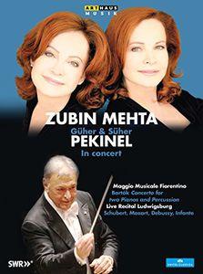 Guher & Suher Pekinel in Concert