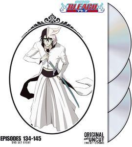 Bleach Uncut Box Set: Volume 8