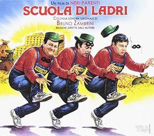 Scuola Di Ladri (Original Soundtrack) [Import]