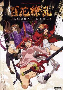 Samurai Girls Complete Collection