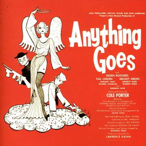 Anything Goes (Original Broadway Cast) [Import]