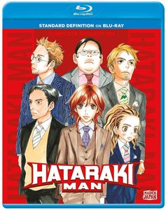 Hataraki - Man