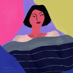 EP ALBUM : SLEEPLESS IN ____ (Incl. Lyrics Paper & Folded Poster) [Import]