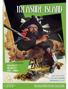 Treasure Island: Hollywood Studio Collection [Import]