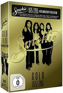 Gold: Smokie Greatest Hits (40th Anniversary) [Import]