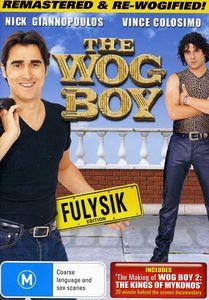Wog Boy [Import]