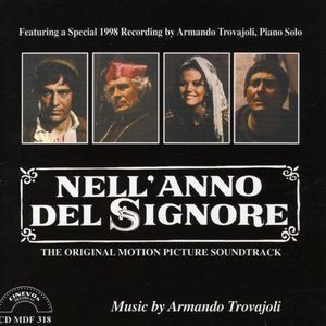 Nell'Anno Del Signore (The Conspirators) (Original Motion Picture  Soundtrack) [Import]