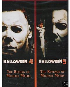 Halloween 4 and 5
