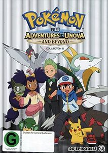 Pokemon: Black & White-Adventures in Unova & Beyon [Import]