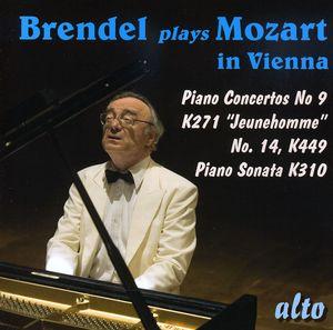 Brendel Plays Mozart: Piano Concertos & Piano