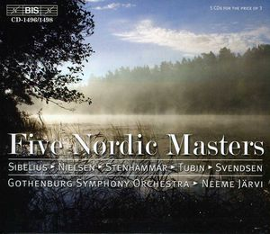 Five Nordic Masters