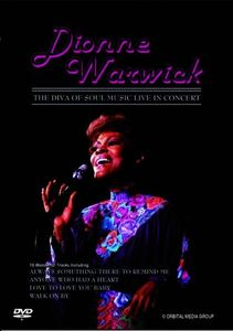 Dionne Warwick: Legends in Concert