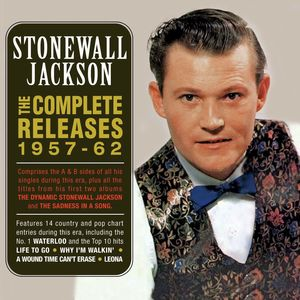 Complete Releases 1957-62 , Stonewall Jackson
