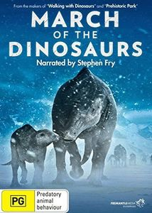 March of the Dinosaurs [Import]