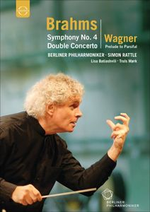 Symphony No 4 /  Double Concerto /  Prelude to Parsifal
