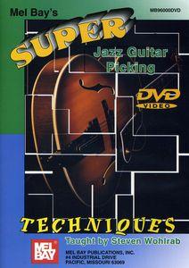 Super Jazz Guitar Picking