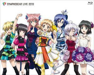 Symphogear Live 2013 [Import]