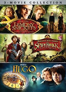 Lemony Snicket's a Series of Unfortunate Events /  The Spiderwick Chronicles /  Hugo (3-Movie Collection)