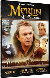 Merlin: 3 Film Collection