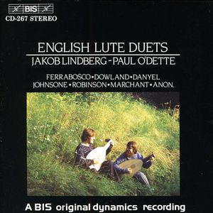 English Lute Duets /  Various