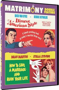 Divorce American Style /  How to Save a Marriage and Ruin Your Life