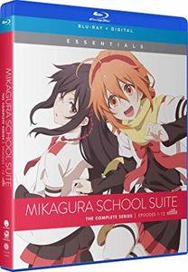 Mikagura School Suite: Complete Series