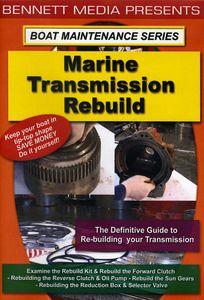 Marine Transmission Rebuild