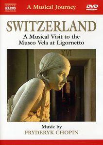 Musical Journey to Museo Vela at Ligornetto