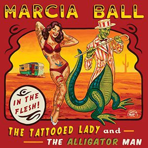 Tattooed Lady & the Alligator Man