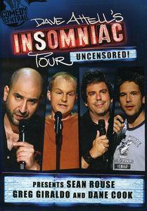 Dave Attell Insomniac Tour Pres Sean Rouse Greg