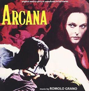 Arcana /  L'uomo Del Tesoro Di Priamo (Original Soundtrack) [Import]