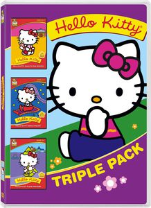 Hello Kitty Triple Pack