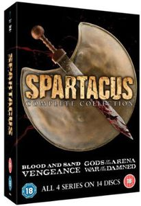Spartacus: Complete Collection [Import]
