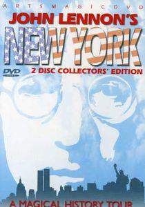 John Lennon's New York