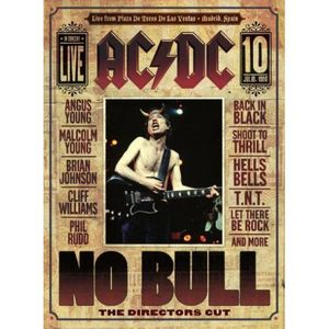 AC/ DC: No Bull: The Director's Cut [Import]