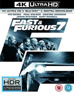 Fast & Furious 7 [Import]