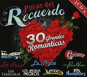 Puras Del Recuerdo 30 /  Various