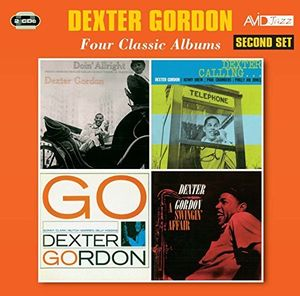 Doin' Alright /  Dexter Calling /  Go /  Swinging
