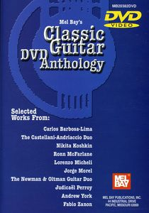Classic Guitar DVD Anthology