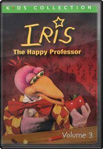 Iris: The Happy Professor 3
