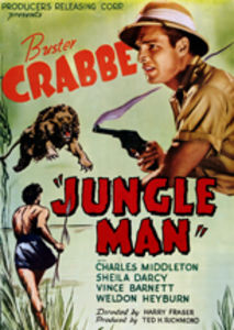 Jungle Man (Drums of Africa)